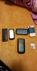 Vendo telemóveis algum a funcionar  e outros não foto 1