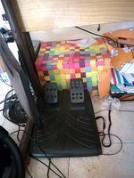 Volante e pedais para PS3 e PC. foto 1