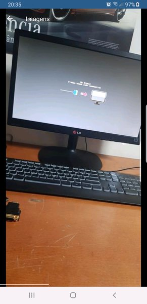 Vendo monitor LG foto 1