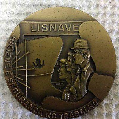 Medalha Lisnave foto 1