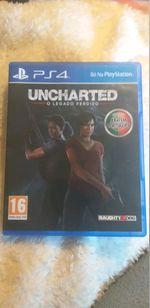 JOGO Uncharted O Legado Perdido PS4 foto 1