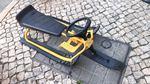 Carro de neve com travao foto 1