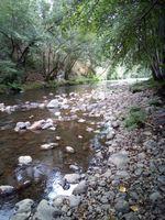 Terreno beira Rio Ceira foto 1