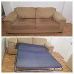 Vendo sofá cama quase novo foto 1