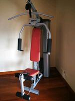 Máquina multifunções com alteres até 10kg foto 1