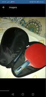 Vendo raquete de ping pong da katto nova foto 1