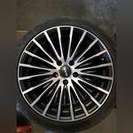 Jantes furação WV tamanho 18 com pneus foto 1