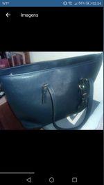 Bolsa azul foto 1