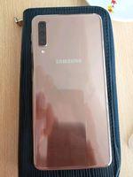 Samsung A7 2018 Dourado foto 1