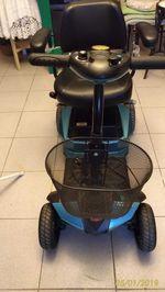 Cadeira eléctrica foto 1