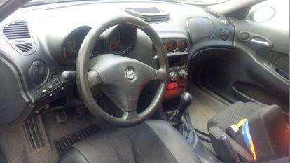 Alfa romeo 156 do ano 2000+motor antigo+ j. da cab foto 1