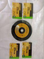 Cartões 4 Jazztel + cd foto 1