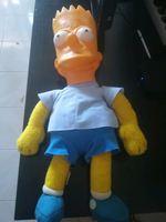 Boneco grande Bart Simpson foto 1