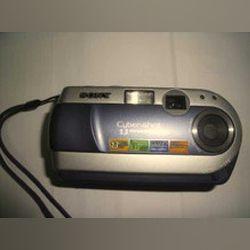 Máquina fotográfica Sony foto 1