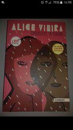 """Livro """"Chocolate à chuva"""" de Alice Vieira foto 1"""