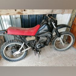 Dt 125 vendo oh troco por dt 50cc oh motorizada foto 1