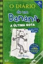 """Livro """"Diario de um Banana"""" 3 - 6€ foto 1"""