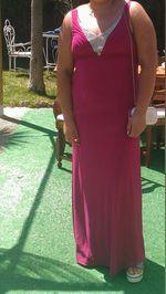 Vestido muito elegante. Usado 1 vez. foto 1