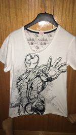 T-shirt Marvel-Iron Man foto 1