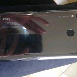 Huawei p smart 2019 com seguro e garantia foto 1