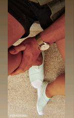 Adidas verdes foto 1