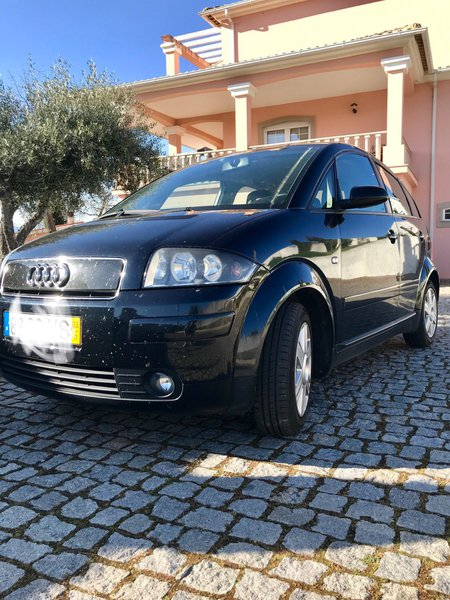 Audi A2 1.4 tdi foto 1