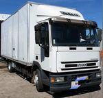 Camião iveco 2 eixos tara8t, com bascula, 3 lugar foto 1