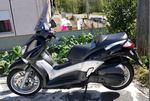 Mota Yamaha X city em bom estado foto 1