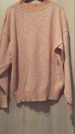 Camisola rosa, tamanho s/m foto 1