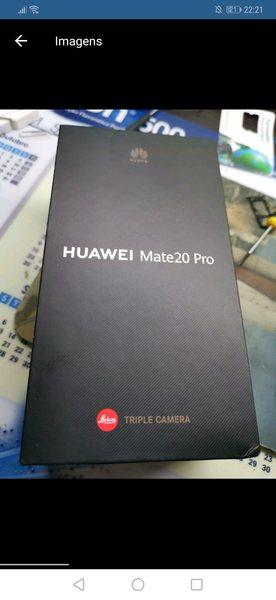 Huawei mate 20 pro foto 1