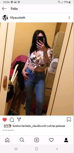 Jeans Berskha 36 Cinta Alta foto 1