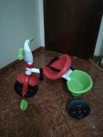 Triciclo criança foto 1
