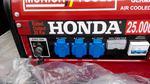 Gerador Honda Diesel 26kvas Novo foto 1