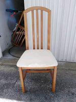 Conjunto de 6 cadeiras tenho o tecido para estofar foto 1