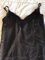 Vestido renda preto foto 1