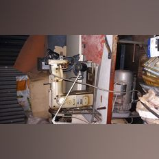 Maquinas de calcado foto 1