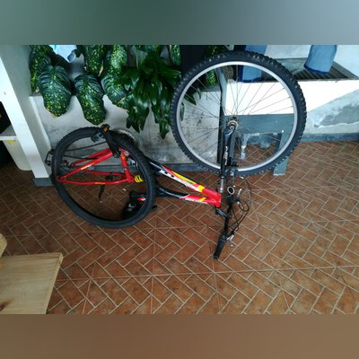 Vendo ou troco bicicleta team foto 3