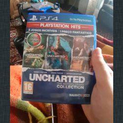 Vendo uncharted para ps4 foto 1
