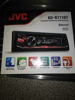 Auto radio JVC Bluetooth foto 1