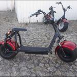Harley Scooter Elétrica de cidade 1 lugar foto 1
