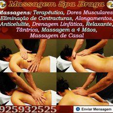 Massagem Spa Mraga - Massagens Braga foto 1