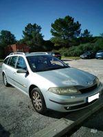 Renault Laguna a GPL de 12/2001 foto 1