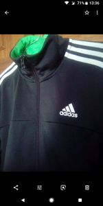Adidas Zipup Casaco M foto 1