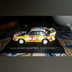 1/43 Audi Sport Quattro 1984 foto 1