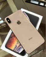 iPhone XS Max selado 512 gb gold desbloqueado foto 1