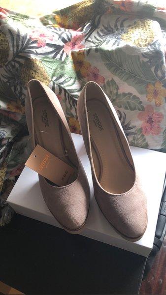 Sapatos de Salto | Cor de Rosa foto 1
