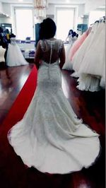 Vestido de Noiva Sereia foto 1