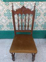 Cadeira antiga foto 1
