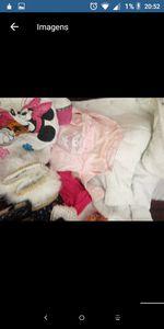 Roupinha de menina antes da venda lavo e passo foto 1