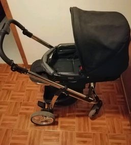 Carrinho de bebé trio da bebécar. foto 1